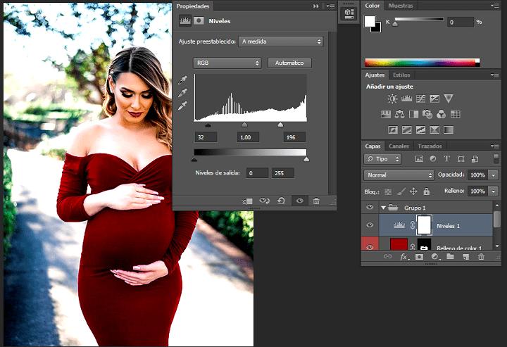 Cambiar colores en Photoshop