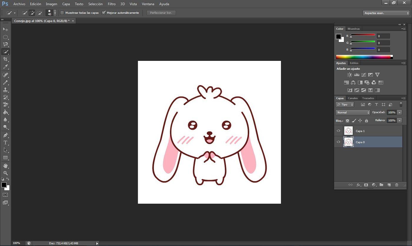 diseñar un GIF en Photoshop