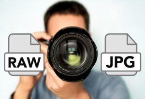 Raw o JPG 1