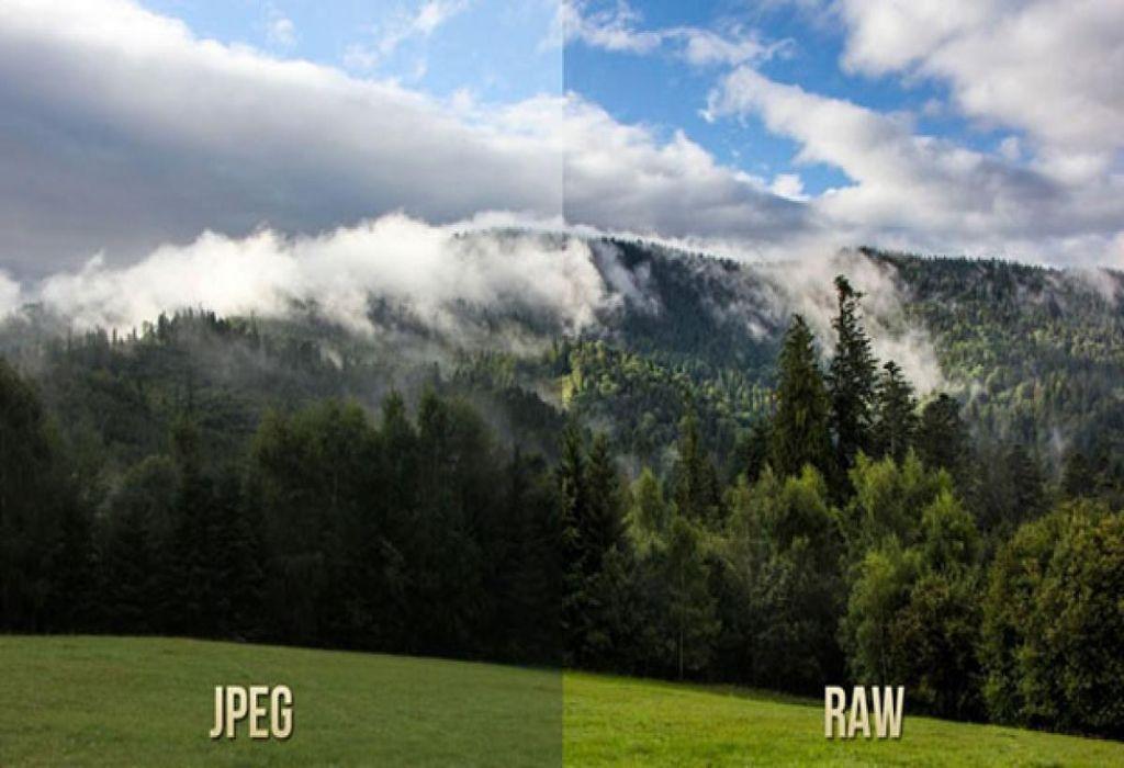 Raw o JPG 3