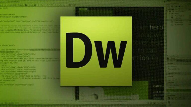 descargar adobe dreamweaver portable gratis